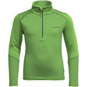 VAUDE Livigno Half-Zip Oberteil Kinder apple